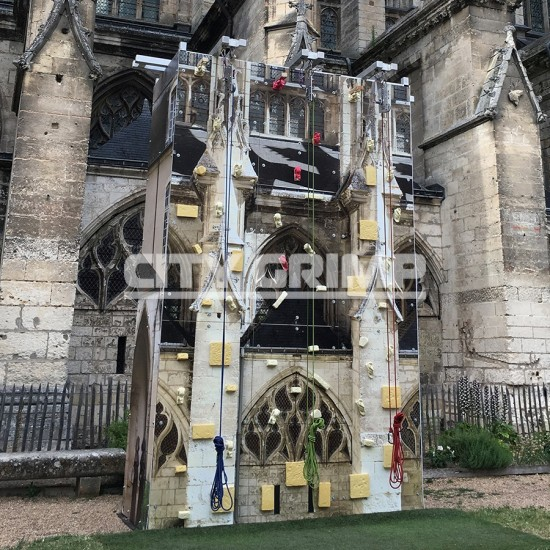 location escalade personnalisable enfants grimpe nord paris france